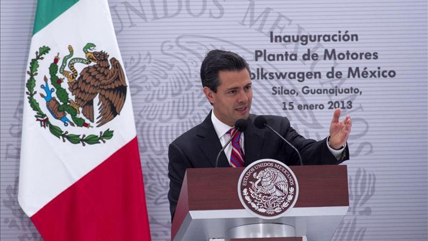 El ente electoral mexicano exonera a los partidos que postularon a Peña Nieto