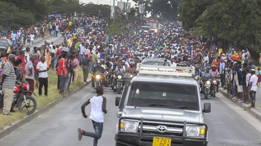 Se elevan a 45 los muertos en la estampida en el velatorio por Magufuli en Tanzania