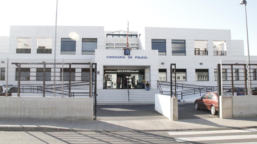 Comisaría de Arrecife.