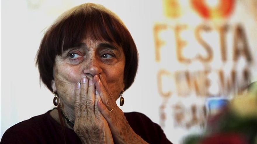 Agnès Varda recibirá la Palma de Oro de honor del Festival de Cannes
