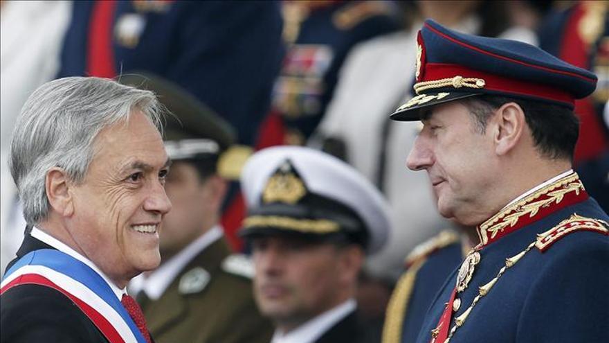El Ejército chileno no se verá afectado por el proceso contra el hermano de su nuevo Jefe