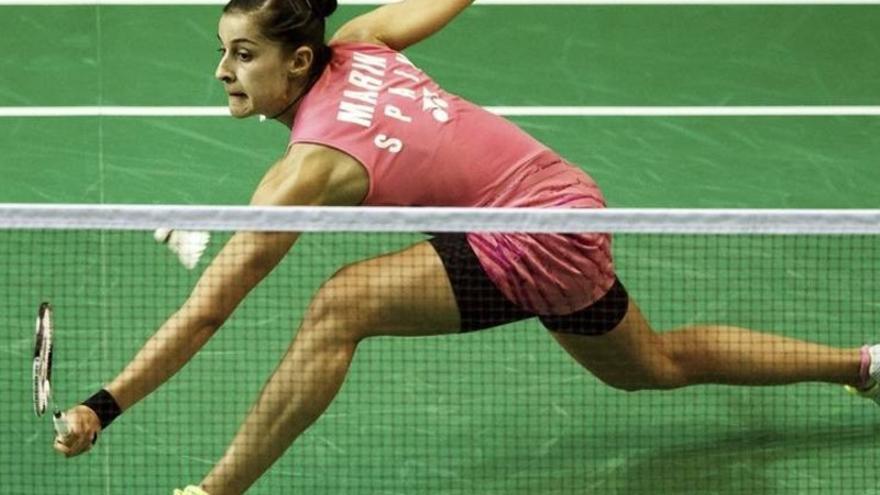 Bádminton: Carolina Marín, eliminada en primera ronda en el Open de Dinamarca