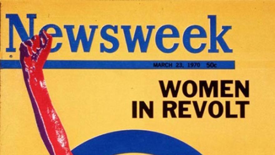 Portada de la revista Newsweek del 23 de marzo de 1970