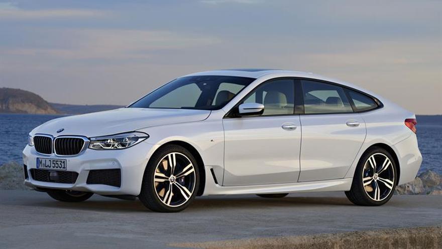 El Gran Turismo 2018 de la Serie 6 de BMW llegará en el otoño a EE.UU.