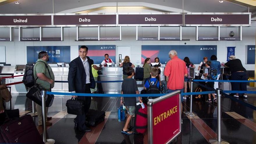 Delta suspenderá los vuelos a Venezuela desde el 16 de septiembre