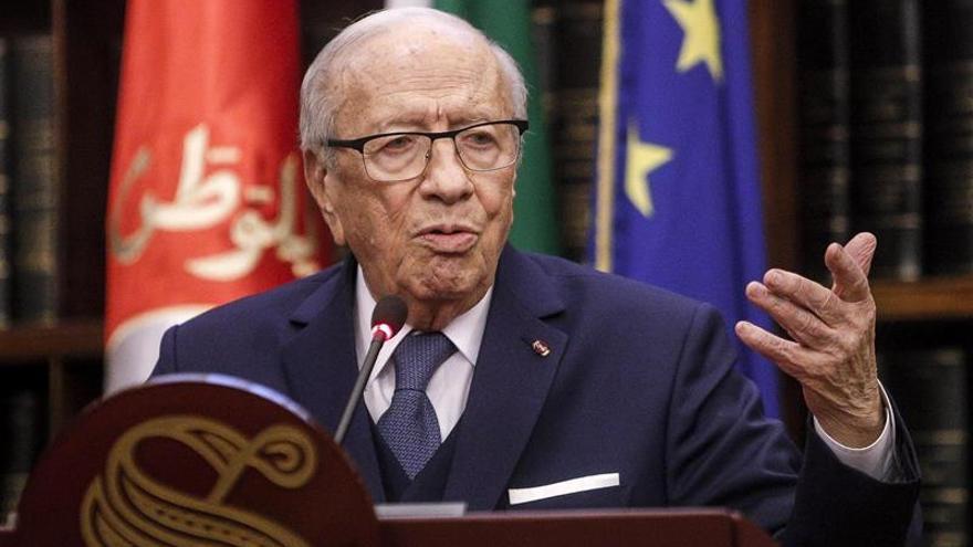 """Túnez prolonga tres meses más el """"estado de emergencia"""", vigente desde 2015"""