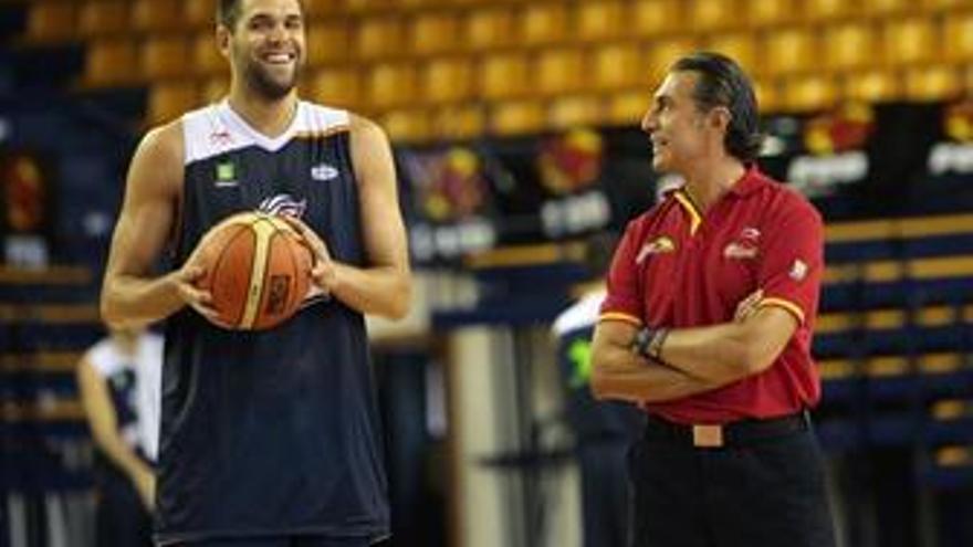 Felipe Reyes y Scariolo