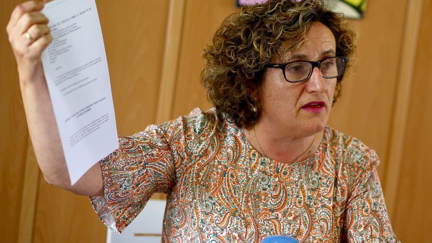 """Asesora dice que Juana Rivas sigue creyendo en la justicia y que los hijos tienen """"excelente"""" estado de salud"""