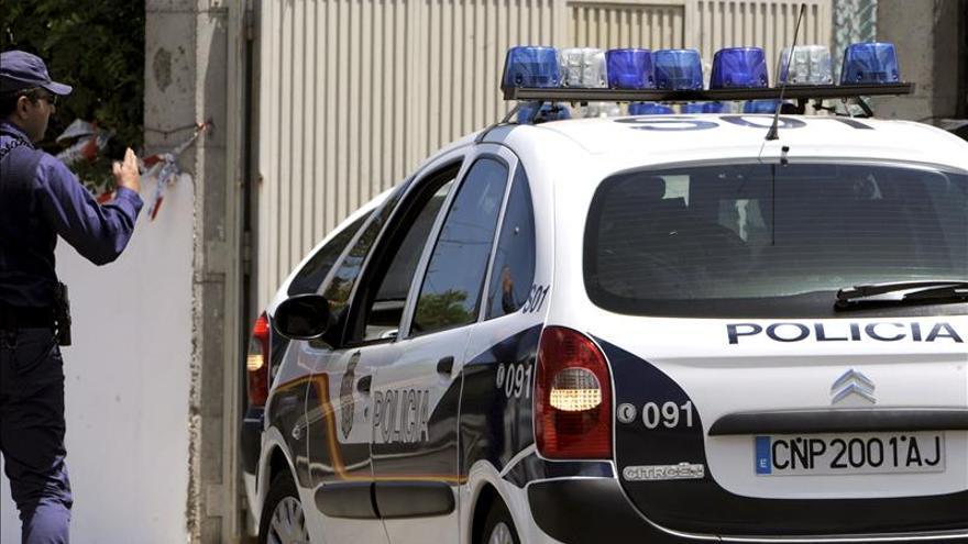 La Policía registra la empresa Zayer de Vitoria de fabricación de maquinaria