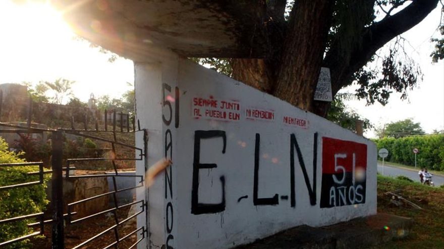 Capturan en el noreste de Colombia a un guerrillero del ELN