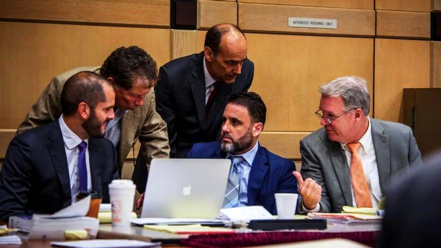 Fotograma de 'El estado contra Pablo Ibar'