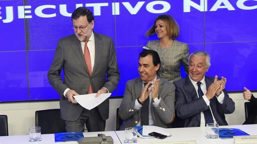 """Rajoy avanza su actitud ante C's: """"Las elecciones no son para hacer amigos"""""""