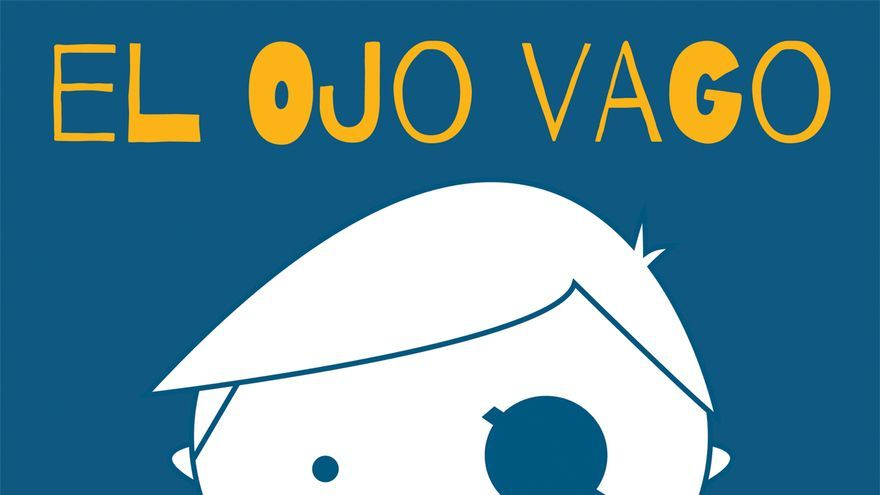 Portada de 'El ojo vago', de David Parages y Fer (Descrito)