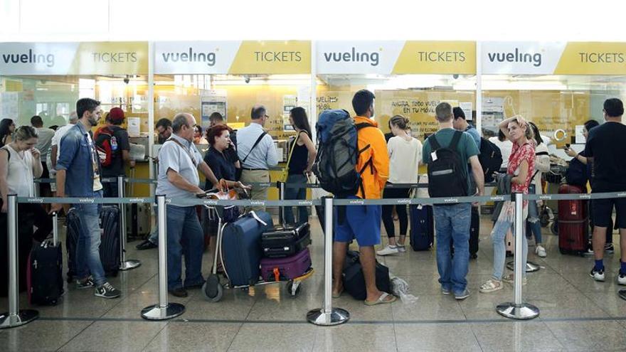 Vueling garantiza que operará con normalidad el fin de semana del 15 de julio