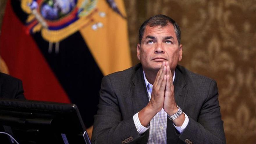 El presidente de Ecuador aplaude que se mantenga la COP21 pese a los atentados
