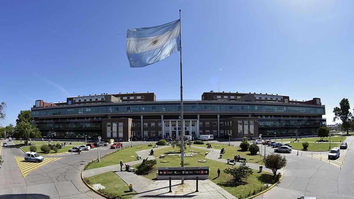 El hospital Posadas no registró ningún caso de coronavirus este 9 de septiembre de 2021.