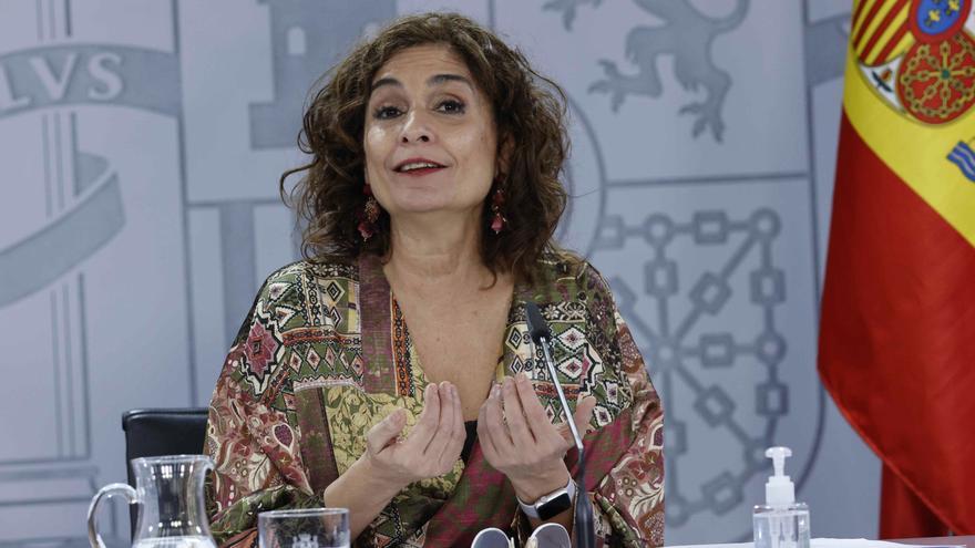 Hacienda amplía al 18 de enero el plazo para algunos tributos por Filomena