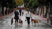 311.000 andaluces llevan confinados 44 días sin un solo caso de coronavirus en sus pueblos desde el inicio de la epidemia