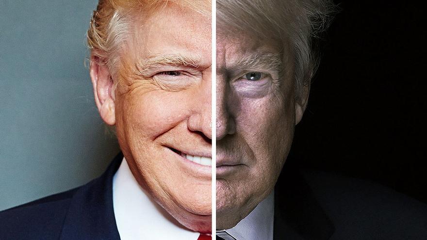 Donald Trump, presidente de Estados Unidos. (Canarias Ahora).