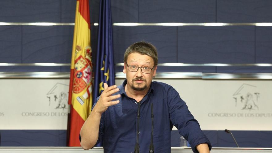 """Domènech (ECP) asegura que la Audiencia """"está al nivel"""" del Tribunal de Orden Público"""