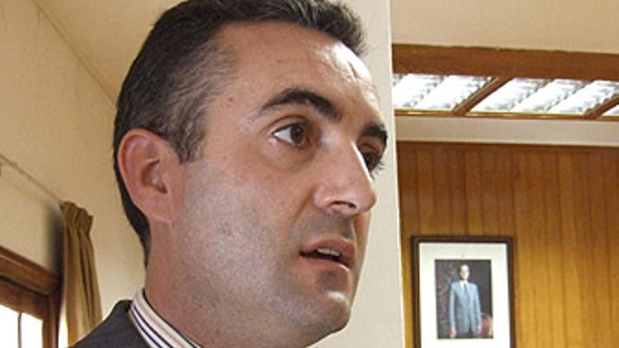 El subdelegado del Gobierno ''no ha sido objeto de investigación''