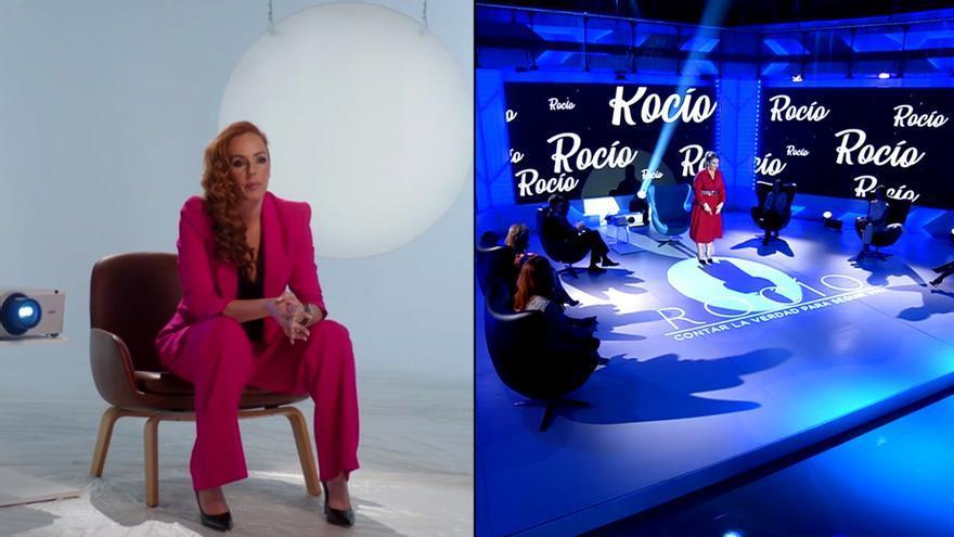 Rocío Carrasco se sentará en el plató de su docuserie