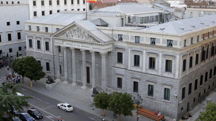 """La delegada del Gobierno en Madrid dice que """"no se va a permitir que se rodee el Congreso"""""""