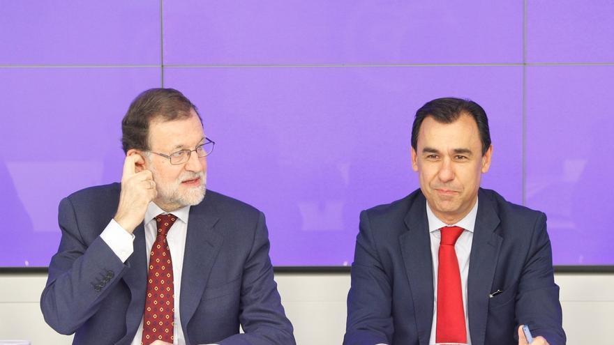 El PP avisa que una comparecencia de Rajoy sólo sirve si es para mantener la unidad contra los independentistas