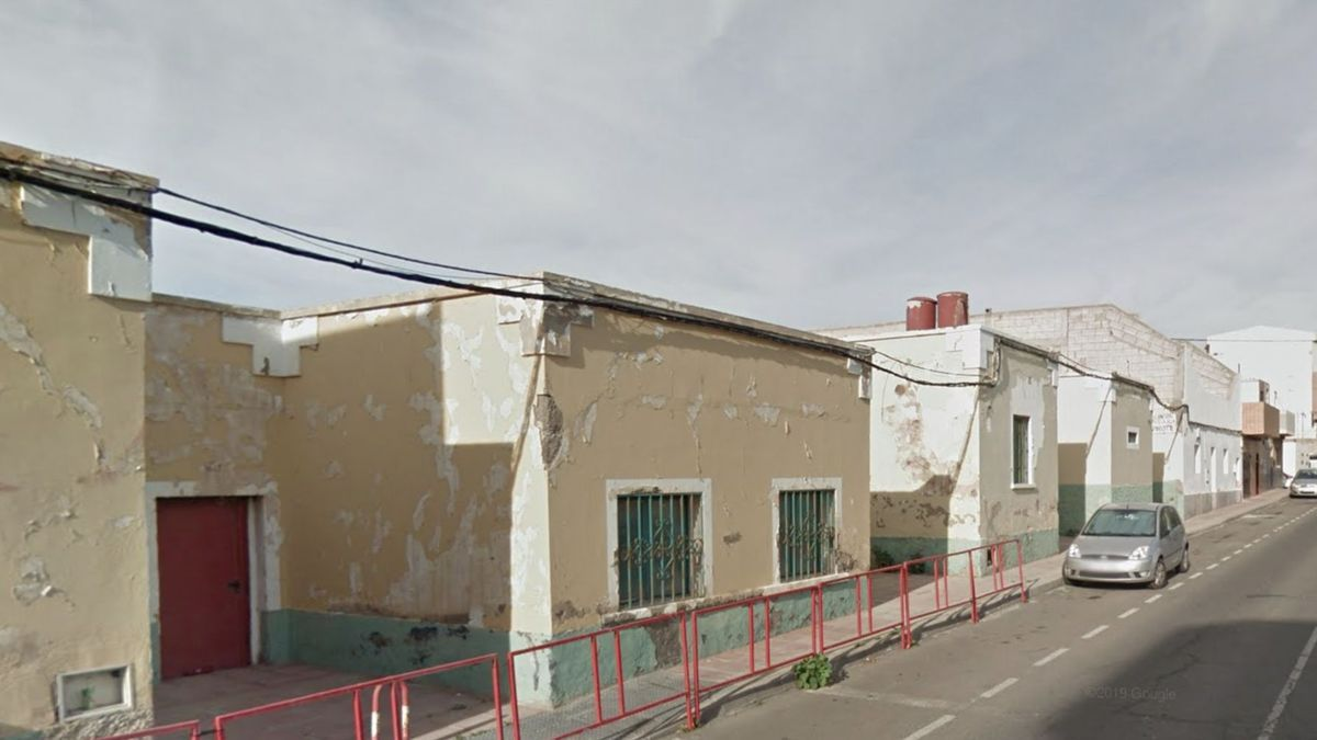 Calle Franchi y Roca, en Santa Lucía de Tirajana