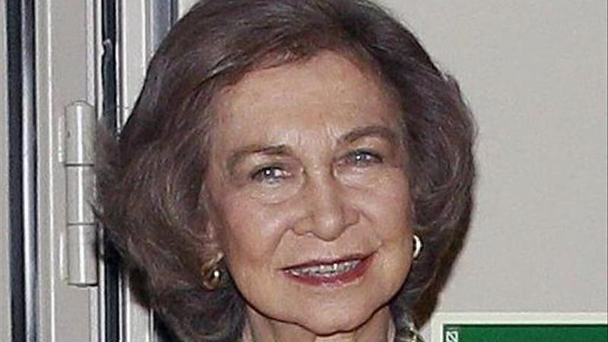 La Reina Sofía recibe novedades sobre la detección precoz del alzhéimer