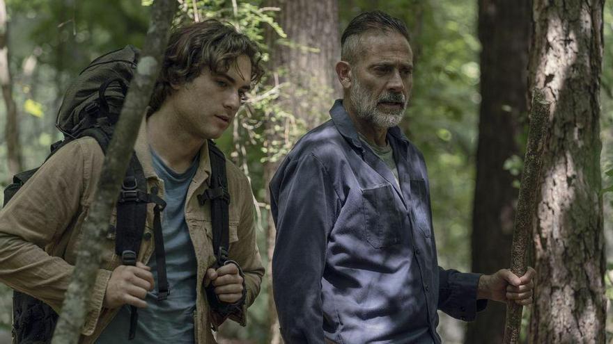The Walking Dead' 10x05: una oda a Negan, el verdadero Negan