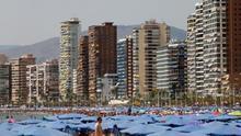 Las pernoctaciones en hoteles suben 1,5 % en agosto y marcan máximo histórico