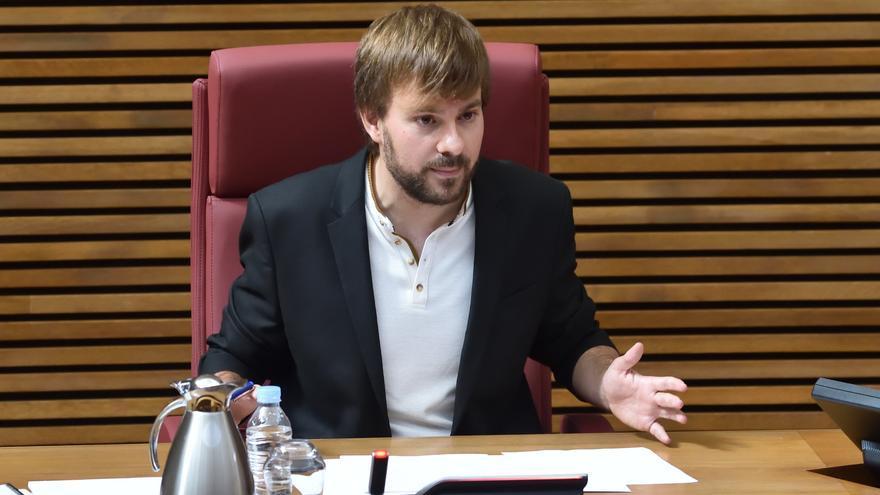 Alberto Ibáñez, secretario autonómico de Igualdad de la Generalitat Valenciana.