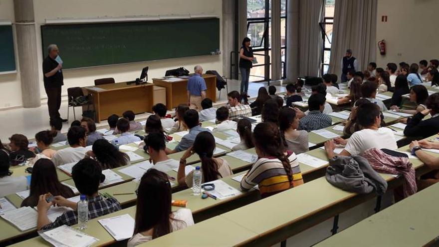 La Selectividad llega hoy para los alumnos de cinco comunidades