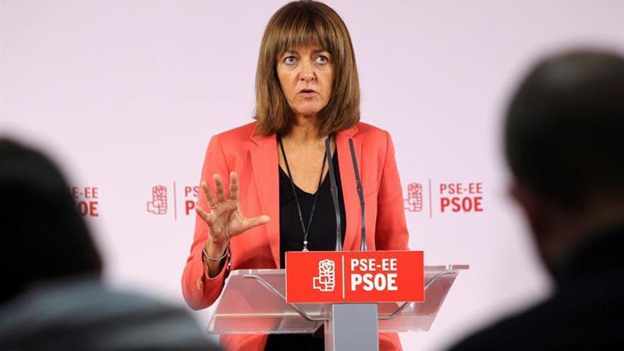 Mendia (PSE): Cataluña es un drama, en Euskadi no tenemos nada que imitar