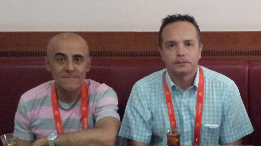 Juan Carlos y Miguel Ángel sufrieron un episodio homófobo hace más de un año que no dudaron en denunciar