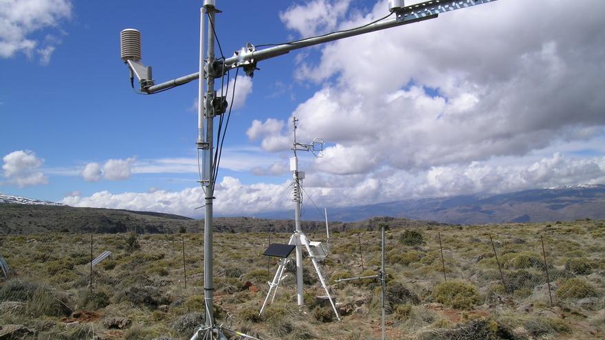 ¿Qué controla el CO2 en une ecosistema semiárido?