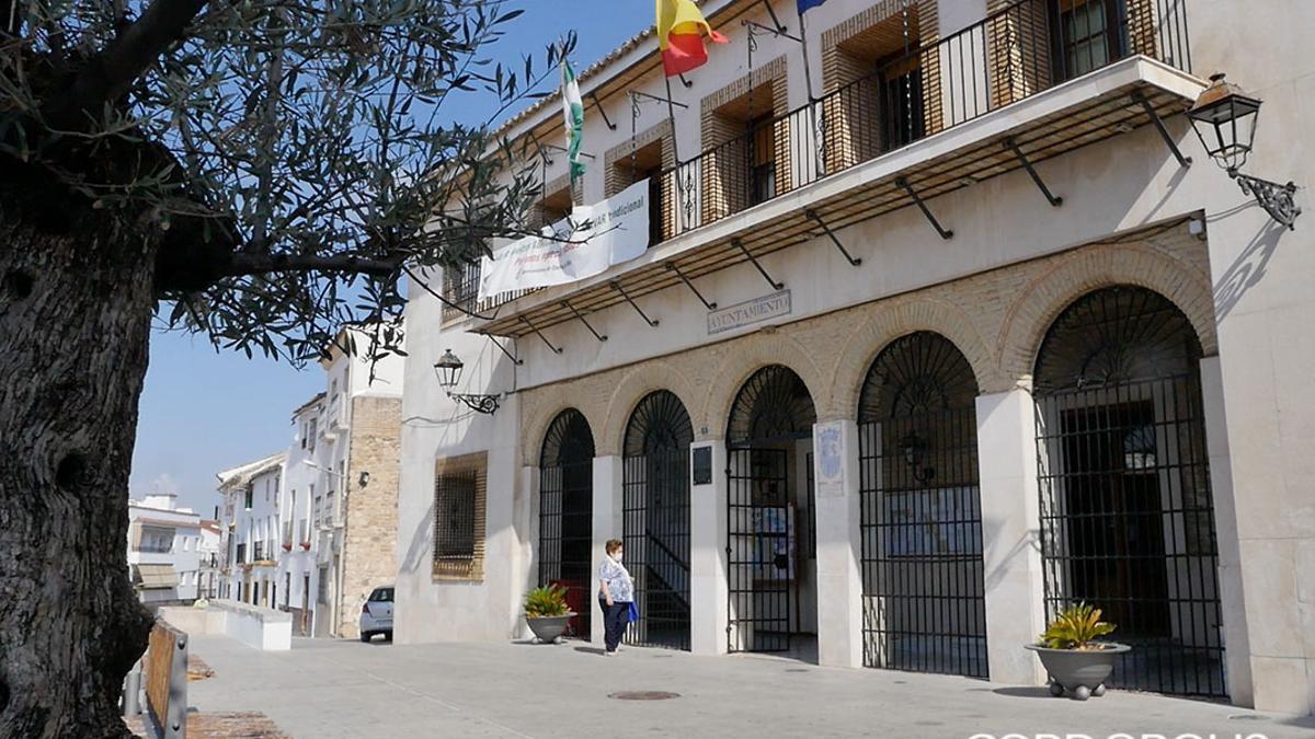 Ayuntamiento de Castro del Río.