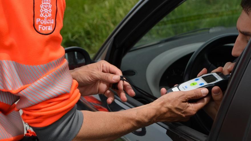 Campaña especial de tráfico para control de alcohol y drogas entre los días 22 y 24 de septiembre