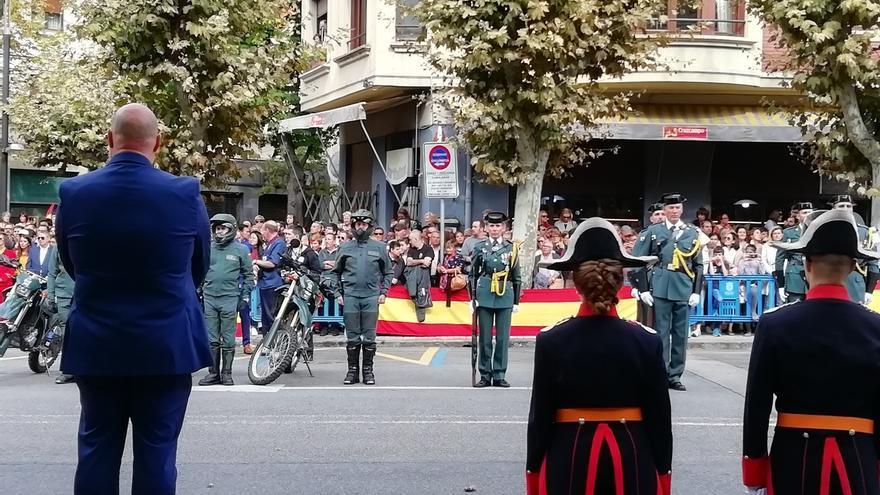 """El coronel jefe de la Guardia Civil ve """"ostensiblemente mejorable"""" el empleo de los recursos policiales en Navarra"""