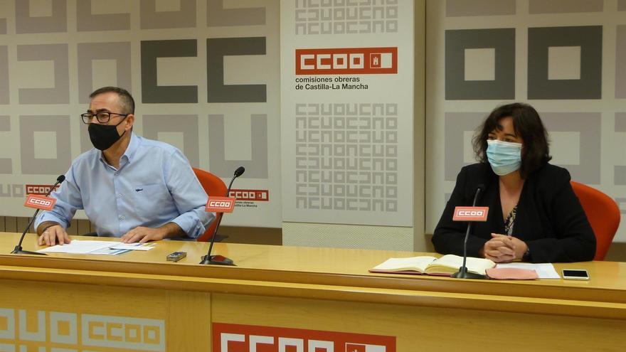 """CCOO pide a la Junta y a los empresarios una mesa de trabajo ante la """"fase de alarma"""" en residencias de mayores"""