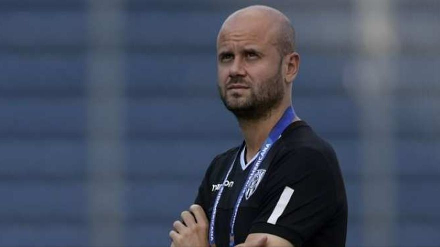 El grancanario Miguel Ángel Ramírez, presentado como nuevo entrenador del Internacional  de Porto Alegre