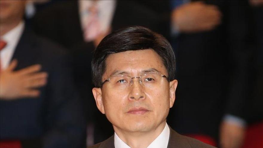 La presidenta surcoreana nombra nuevo primer ministro tras caso de corrupción