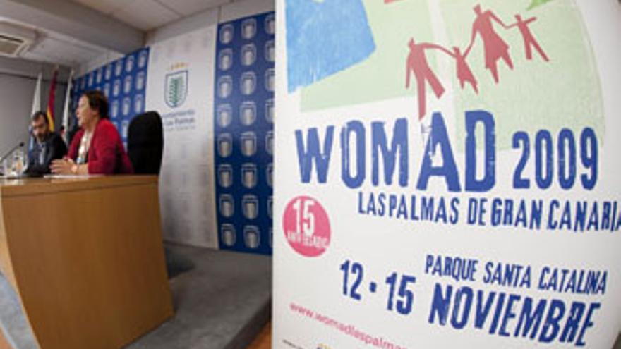 Ricardo Martínez y Dania Dévora, este viernes durante la rueda de prensa. (ACN / VS3 / A.M.)