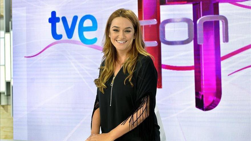 Toñi Moreno sigue el ébola como reportera en África en su regreso a TVE