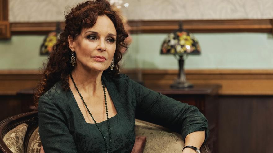 Silvia Marsó en 'El secreto de Puente Viejo'