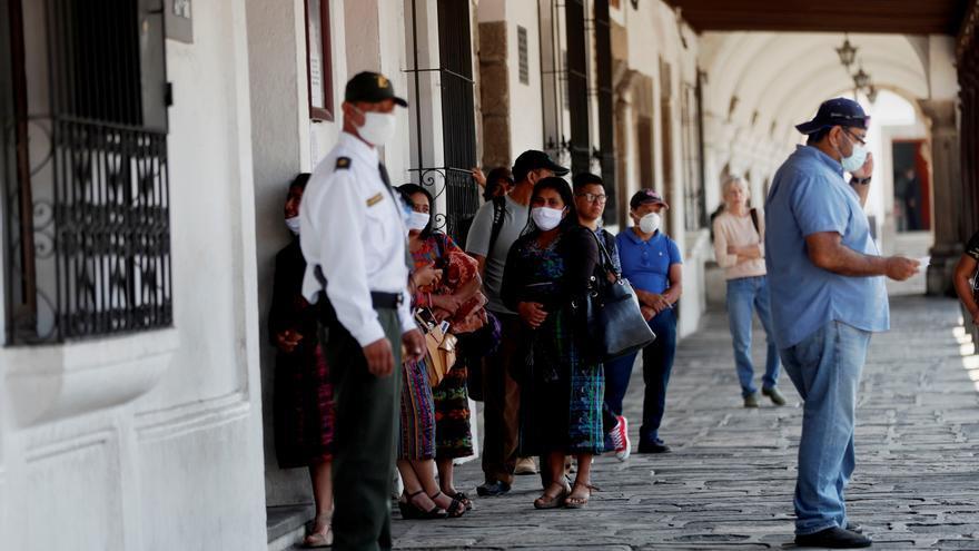Guatemala llega a 32.000 casos de COVID-19 tras sumar 1.202 nuevos contagios