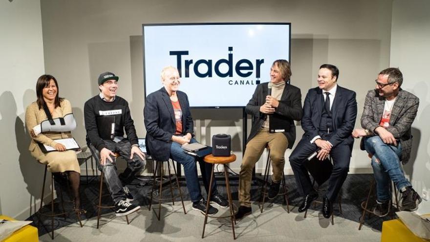 El rompedor formato se estrenará el próximo 9 de febrero y constará de 23 programas que podrán seguirse a través del canal de YouTube y las redes sociales de Trader Canal, según han confirmado en rueda de prensa.