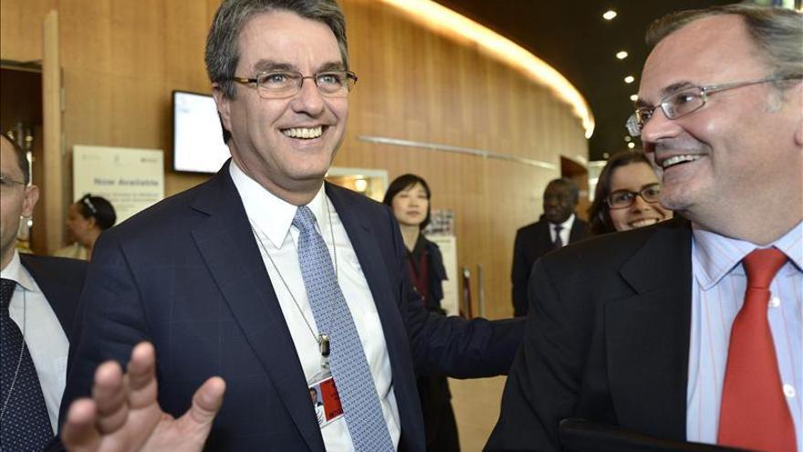 "El brasileño Roberto Azevêdo promete ""recobrar"" la preeminencia de la OMC"
