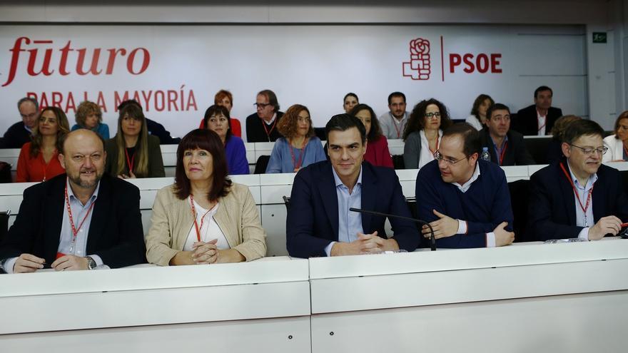 Andalucía, Asturias, C-LM y Valencia, a favor de no aplazar el congreso del PSOE, mientras Extremadura duda